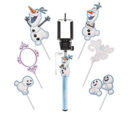 Disney Frozen Childrens Selfie Kit with Props