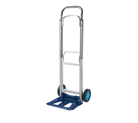 Einhell Folding Hand Truck with 90kg Capacity