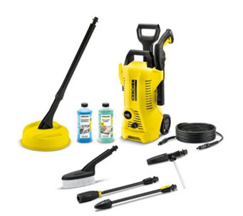 Karcher Full Control Home & Car Pressure Washer with Accessories - 510020