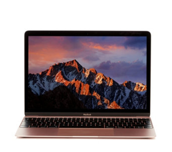 "Apple Macbook 12"" with Intel Core M 256GB SSD, 8GB RAM & 2yr Tech Support - 512922"