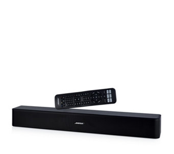 Bose Solo 5 TV Sound System with Bluetooth Connectivity - 506823