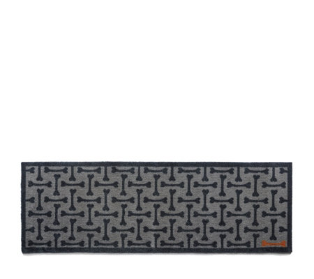 Howler & Scratch 50 x 150cm Grey Bone Design Pet Runner