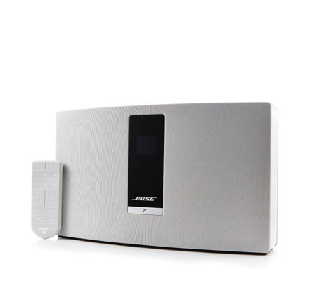 bose soundtouch 20 wifi music system series iii page 1 qvc uk. Black Bedroom Furniture Sets. Home Design Ideas