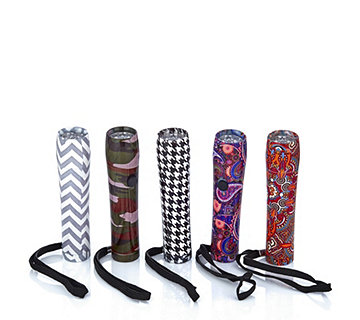 HALO Set of 5 Printed LED Flashlights - 508725