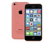 "Apple iPhone 5C with 4"" Display 8GB Storage & Silicone Case - 508727"