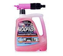 Wet & Forget Rapid 2 Litre Bottle with Sniper Nozzle - 509728