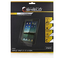 Invisible Shield Original Screen Protector w/ Nano Technology for Tablets - 505231