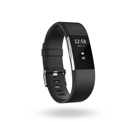 Fitbit Charge 2 Activity & Sleep Tracker with Heart Rate Monitor
