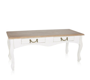 Alison Cork Fontaine Painted Coffee Table - 508636