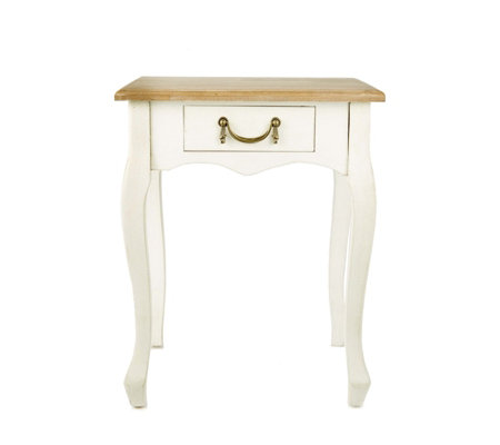 Alison Cork Fontaine Painted Side Table