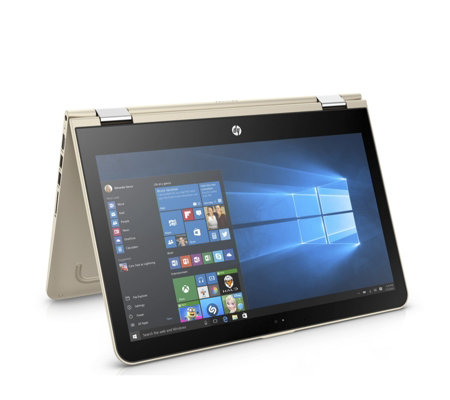 "HP Pavilion x360 13.3"" Laptop with 8GB RAM Intel Core i3 and 1TB Storage"