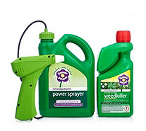 Richard Jackson Power Sprayer & Weedkiller Kit - 509041