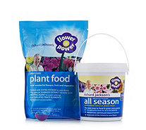 Richard Jackson's 775g Flower Power Premium Plant Food & 550g All Season Feed - 509043