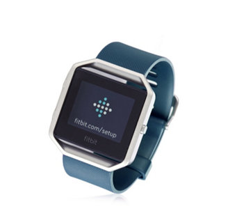 Fitbit Blaze Activity & Sleep Fitness Watch with PurePulse Heart Rate Monitor - 508447