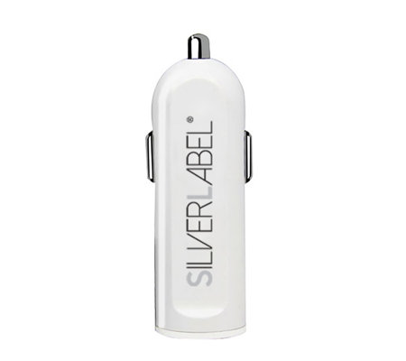 Silver Label In Car Charger 2.1 AMP Single USB Port