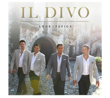 """As Is"" Il Divo Amor & Pasion CD Album"
