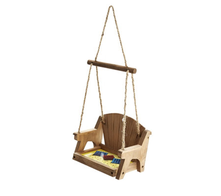 Wildlife World Sunset Seat Bird Feeder