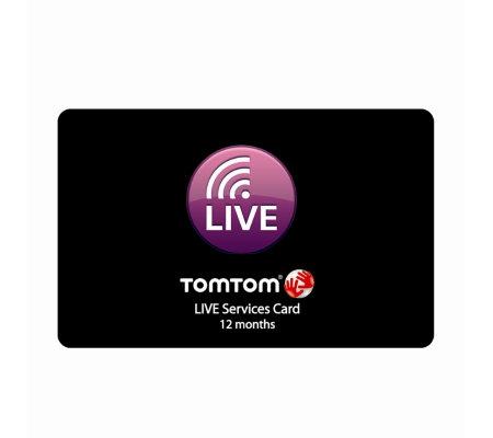 Tomtom services live gratuit