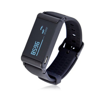 Withings Pulse Ox Activity, Sleep & HR Monitor w/ Additional Leather Wristband - 508251