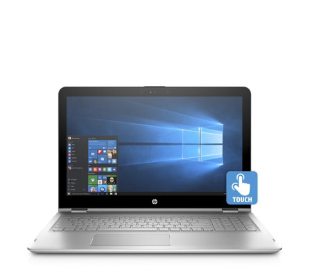 "HP Envy  15.6"" HD Laptop with Intel i5 8GB RAM, 1TB HDD and 128GB SSD"