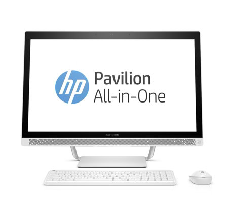 HP Pavilion  All-In-One PC with Intel Core i7 8GB RAM  & 1TB Storage