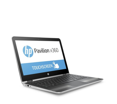 "HP Pavilion x360 13.3"" Touchscreen Laptop With Core i3, 8GB RAM, & 256GB SSD"