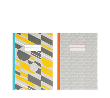 Mini Moderns Set of 2 Notebooks - 515456