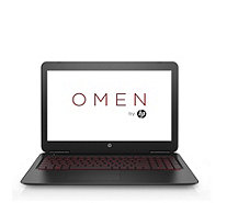 "HP Omen 15.6"" Full HD Gaming Laptop Feat. Intel Core i7 8GB RAM - 513158"