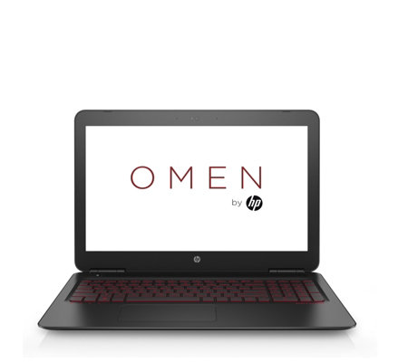 "Omen by HP 15.6"" Gaming Laptop with 256GB SSD, 1TB HDD, 8GB RAM & Intel Core i7"