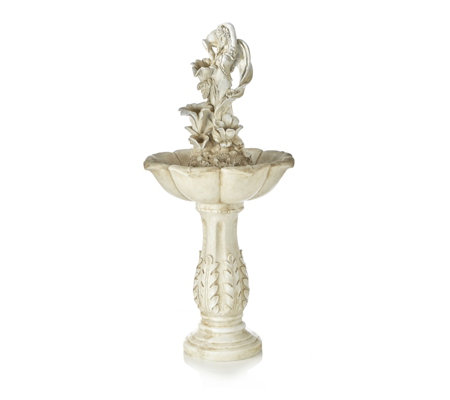 Bernini Enchanted Maiden Battery Powered Fountain