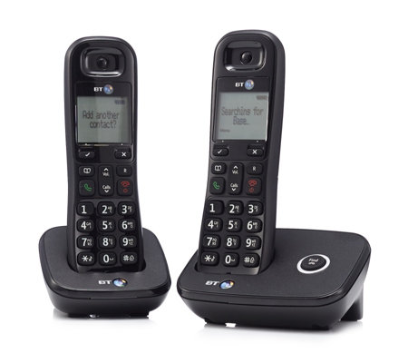 BT 1100 Digital Cordless DECT Home Phone