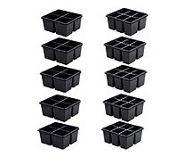 Langdon's Set of 10 Plant Grow Pots - 508863