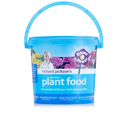 Richard Jackson's 1.15KG Flower Power Premium Plant Food