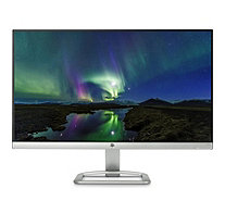"HP 24"" Full HD Monitor with IPS TechniColour & Bezel-less Display - 513066"