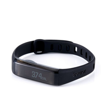 Beurer AS 80 Activity & Sleep Tracker with Bluetooth Connectivity - 507668