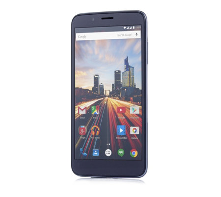 archos 55 helium 5 5 4g dual sim android smartphone with 16gb storage page 1 qvc uk. Black Bedroom Furniture Sets. Home Design Ideas