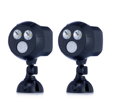 Mr Beams Pack of 2 LED Ultra Bright Spotlights