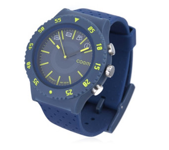 Cogito POP Connected Fashion Watch w/ Bluetooth Alerts & Activity Monitor - 507073