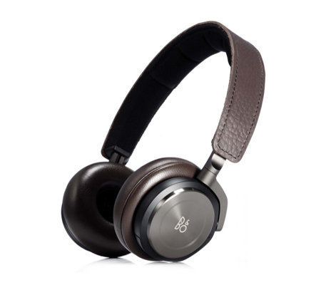 B&O PLAY by Bang & Olufsen H8 Wireless OE Headphones w/ Intuitive Touch