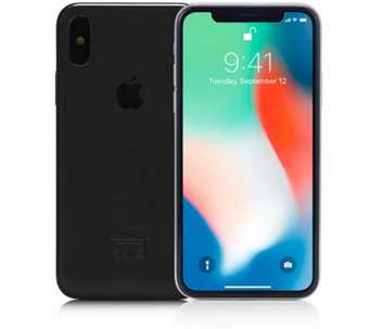 Apple iPhone X with Accessories & 2 Year Tech Support - 513883