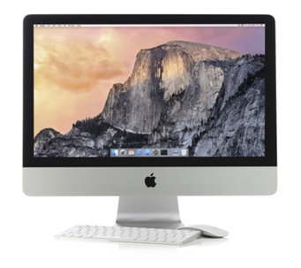 "Apple iMac 21.5"" with Intel Core i5 8GB RAM, 1TB HDD & 2yr Tech Support - 508686"
