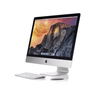 "Apple iMac 21.5"" 4K Retina w/ Intel Core i5 8GB RAM, 1TB HDD & 2yr Tech Support - 508687"
