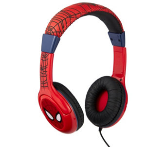 Marvel Youth Headphones with Kid Safe Technology - 511389