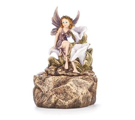 Smart Garden Decorative Fairy Cascade Water Feature