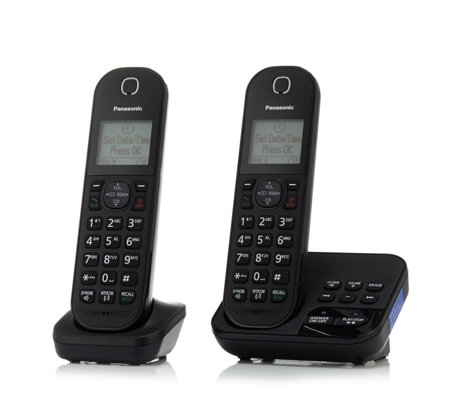 Panasonic TGC4 Digital Cordless DECT Phone & Answering System