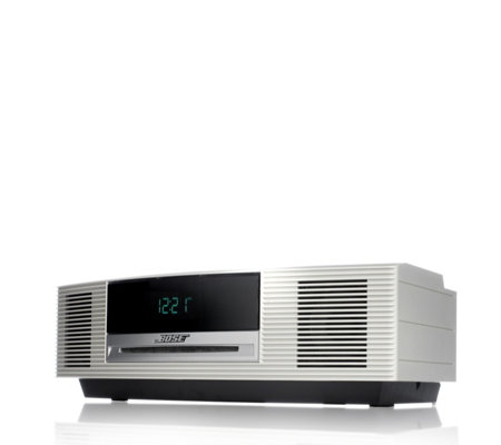 bose wave music system with digital radio cd player qvc uk. Black Bedroom Furniture Sets. Home Design Ideas