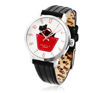 Radley London Ladies Watch The Border Leather Strap - 664519