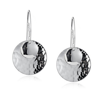 Taxco Traditions Multi Disc Threader Earrings Sterling Silver - 664186