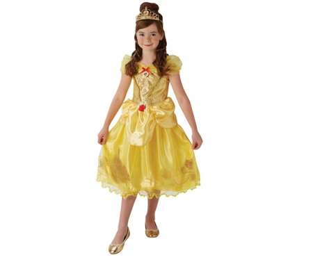 Disney Beauty and the Beast Belle Dress