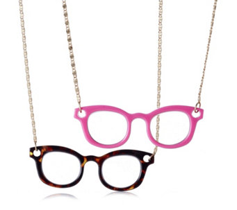 Set of Two Necklace Readers in Gift Boxes - 704805